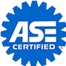 Dynamic Auto Works is ASE Certified